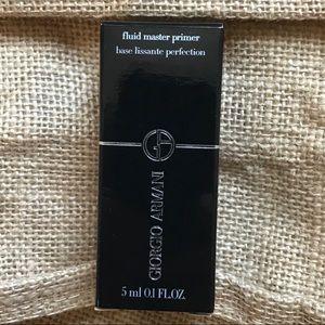 Giorgio Armani fluid master primer— UV protection